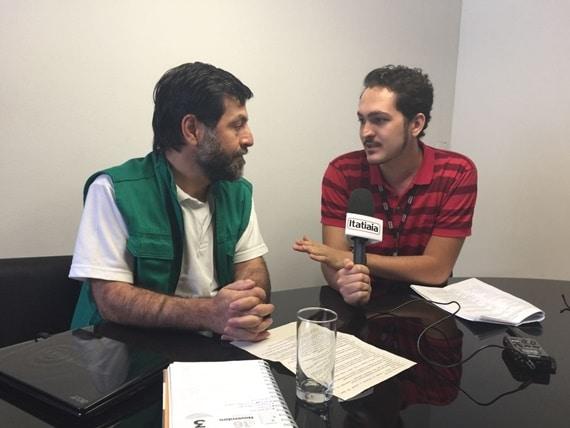 Entrevista Itatiaia