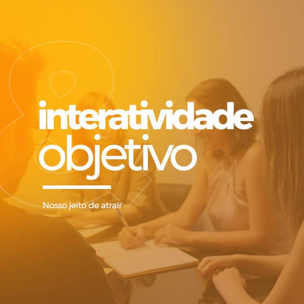 interatividade & objetivo