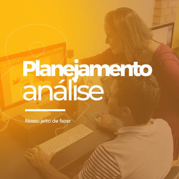 planejamento & análise